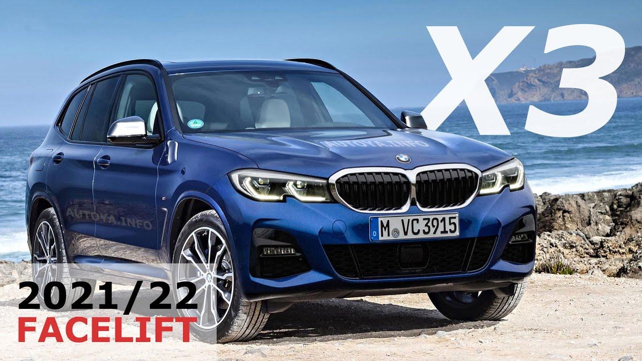 2021 BMW X3 Rumors