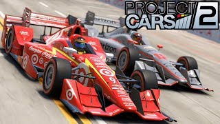 INDY CAR in LONG BEACH | Project CARS 2 Gameplay German | Lets Play 4K 60FPS Deutsch
