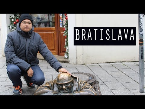 Bratislava, the capital city of Slovakia | A Beautiful City of Europe
