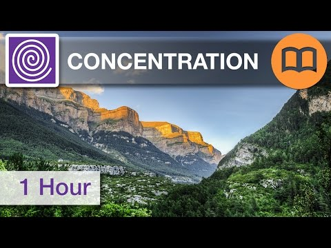 1 HOUR! Concentration Music - Improve focus! Instrumental music for Masters and re-sit exams!