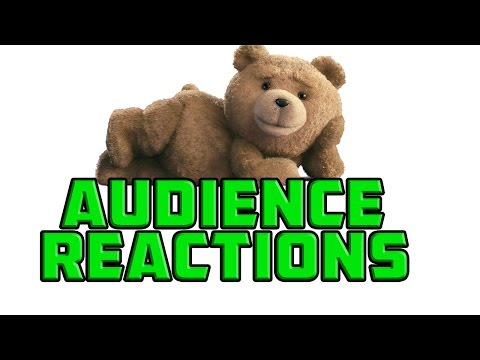 TED 2 {SPOILERS} : Audience Reactions | July 2015