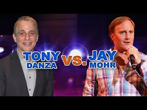 It's Tony Danza vs. Jay Mohr!!! | TMZ