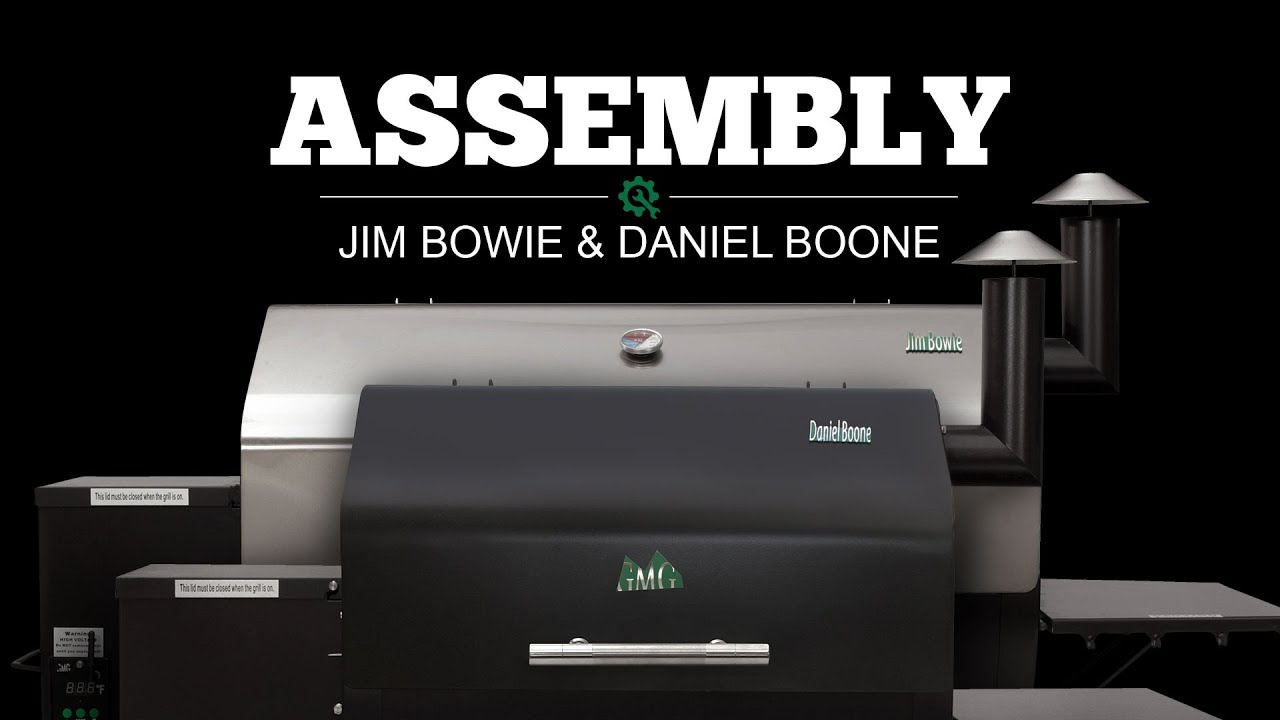 Assembly Videos :  Here to help you assemble to start grilling