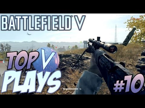 Battlefield 5 - Top 10 Plays #10 (BFV Multiplayer Gameplay Montage) thumbnail