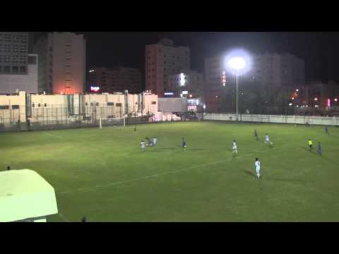 2013 09 08 Kyrgyzstan vs  Manama Club 7 0 Kyrgyzstan Bahrain camp 2013