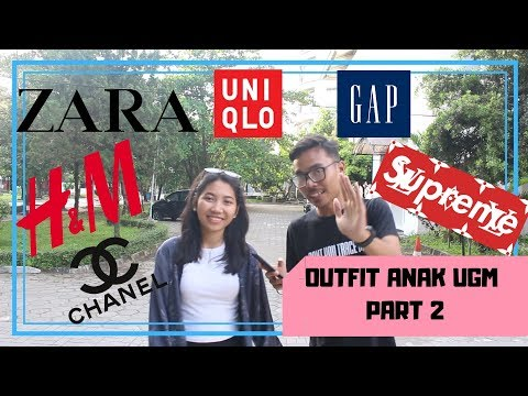 OUTFIT ANAK UGM (PART 2)