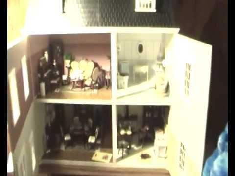 La mia dolls house youtube for Decora la tua casa