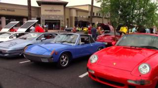 Cars and Coffee, Scottsdale Arizona, Saturday, August 2nd, 2014