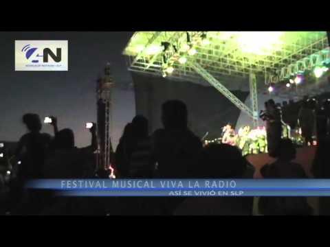 VIVA LA RADIO SLP 2013