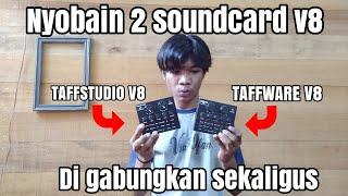 Download Cara rekaman dengan 2 soundcard v8