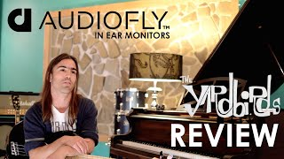 david smale from the yardbirds audiofly af120 af160 in ear monitors review