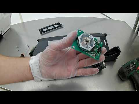 RICOH AFICIO MP 2000 1600 how to remove upper picker fingers