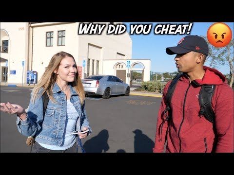 My EX cheated on me!
