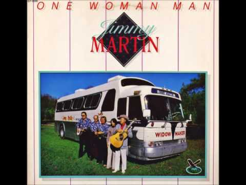 Jimmy Martin - What A Way To Go