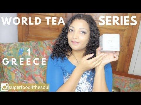 ASMR world tea training & tasting ☕ Greece episode Roleplay ☕ Tea series