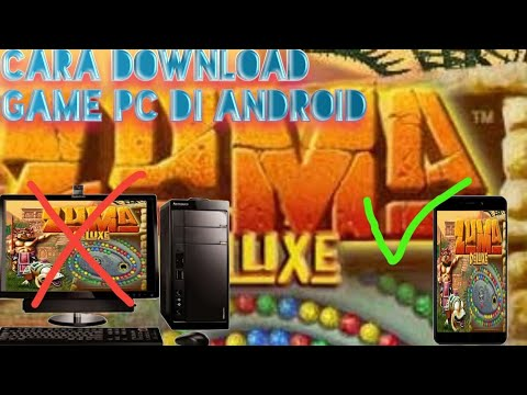 Cara Download Game PC Di Android