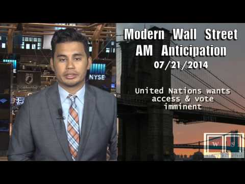 AM Anticipation: Futures dip, Ukraine & Gaza turmoil in focus