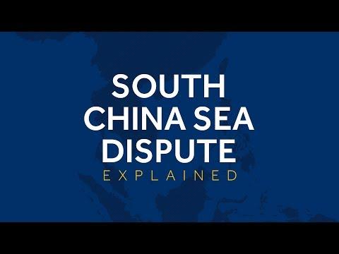 The South China Sea Dispute Explained