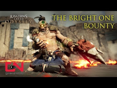 Assassin's Creed Odyssey - The Bright One Bounty - Find and Kill Arges thumbnail