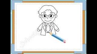 BÉ HỌA SĨ - Thực hành tập vẽ 110: Vẽ bố