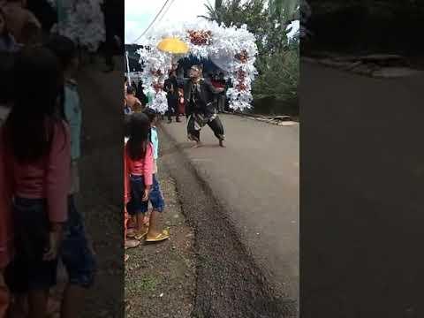Upacara Adat Lengseran Sunda Mapag Panganten Kampung Bogor Kepahiang