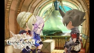 The Legend of Legacy | Citra Emulator (CPU JIT) [1080p] | Nintendo 3DS