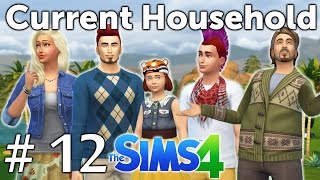 Current Household (TS4) #12 - The Workaholics!