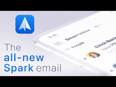Meet The All-new Spark For IPhone And IPad!