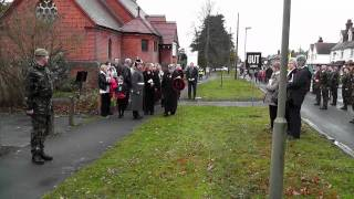 Send Remembrance Parade 2010 (Including The Last Post)
