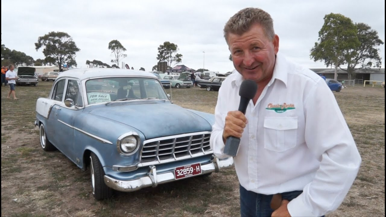 2016 Geelong All Holden Day: Classic Restos - Series 30