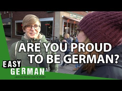Are you proud to be German? | Easy German 233