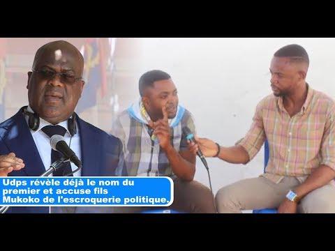 Udps révèle déjà le nom du premier et accuse fils Mukoko de l'escroquerie politique.