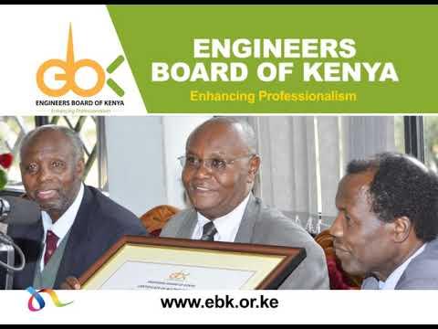 Engineers Board of Kenya in summary