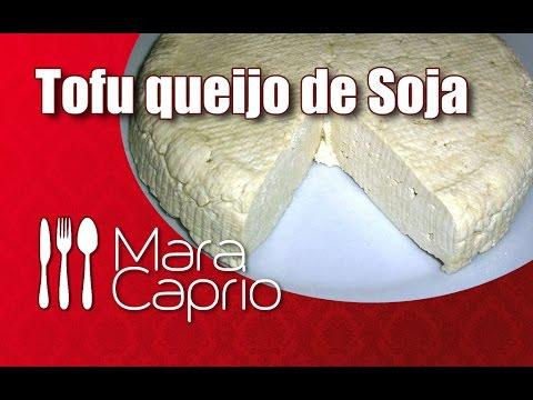 Tofu queijo de soja como preparar por mara caprio youtube for Como cocinar el tofu fresco