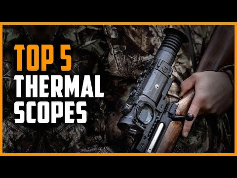 Best Thermal Scopes 2021 | Top 5 Thermal Scope for Coyote Hunting