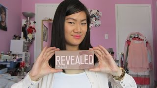 Coastal Scents Revealed 2 Palette Swatch Review Thumbnail