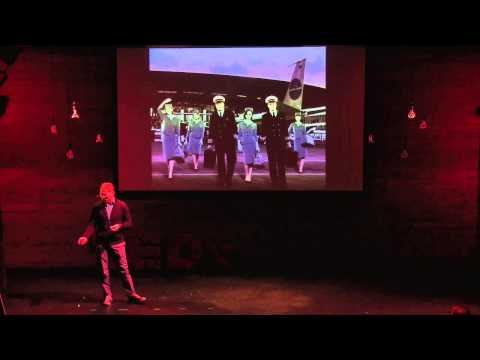 How Cities are Engineering Serendipity: Greg Lindsay at TEDxDumbo