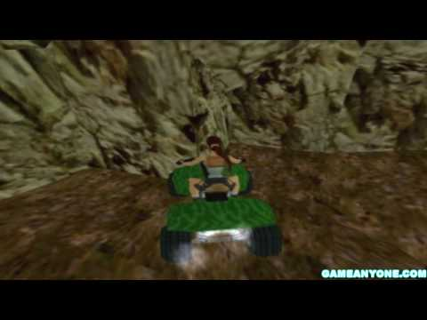 Tomb Raider 3 - [HD] - The River Ganges 1/2