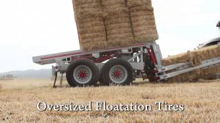 Bale Chaser | NW AG Equipment | Big Bale Stacker