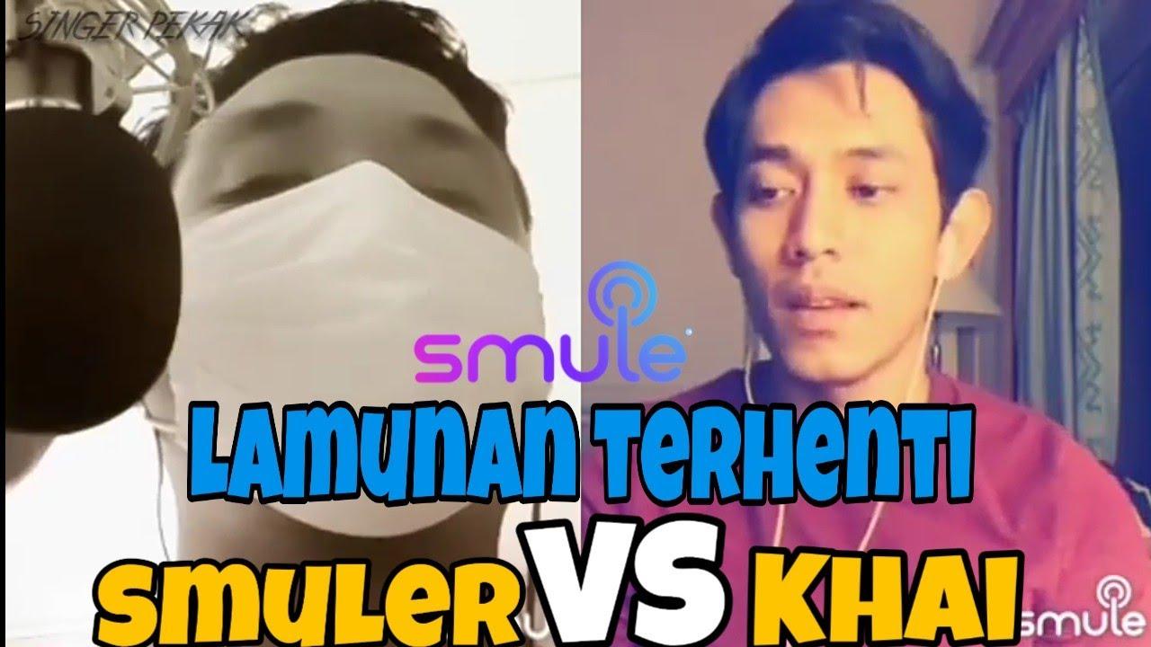 Lamunan Terhenti - Khai Bahar Dan Smuler | aris ariwatan | Smule Malaysia
