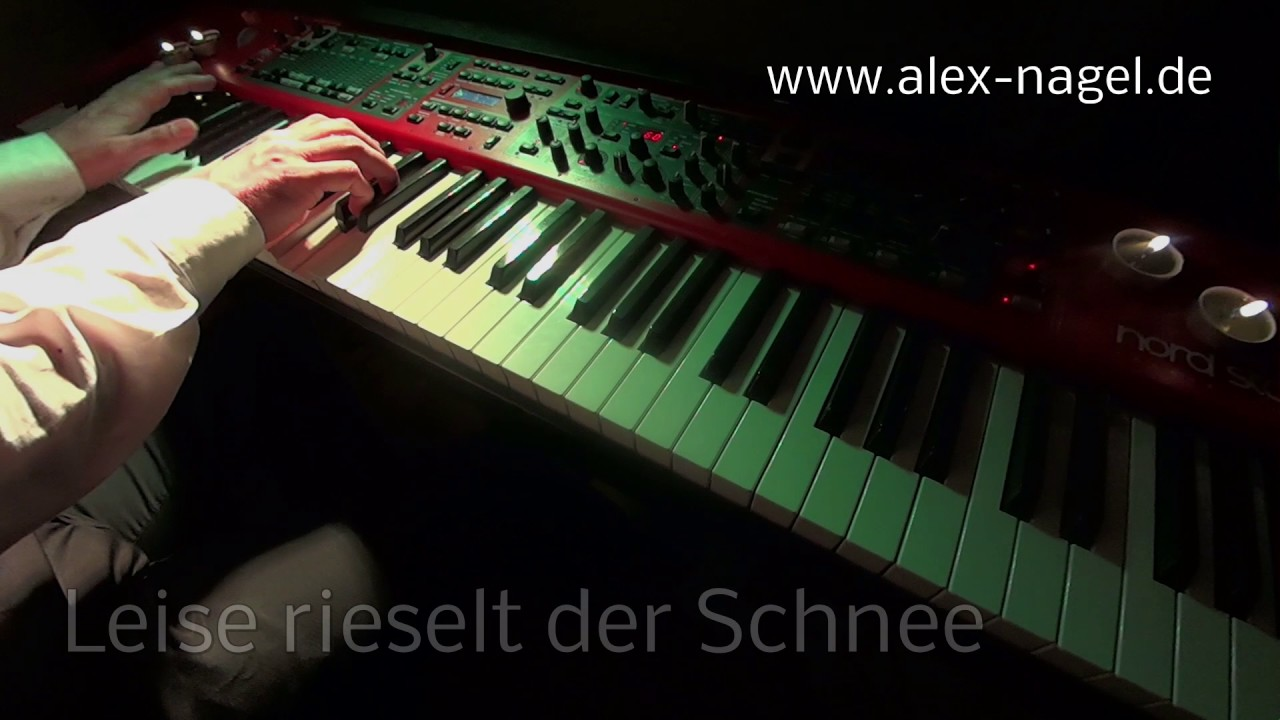 The Best of Christmas Songs - Pianist Alexander Nagel - (NORD STAGE ...