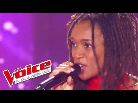 Cee Lo Green - Forget You | Kristel Adams | The Voice France 2012 | Blind Audition