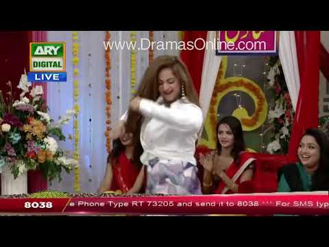 Noor's Dance Performance on Hamma Hamma In Morning Show !   Daily Feeds
