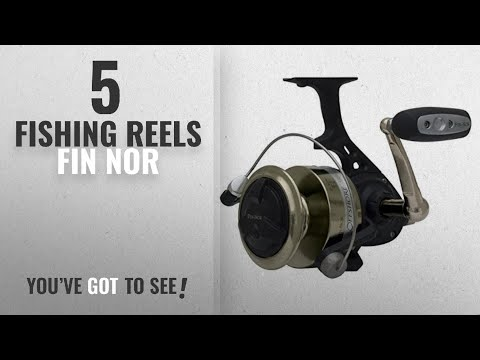 Top 10 Fishing Reels Fin Nor [2018]: Fin-Nor Offshore Spinning Reel, 9500