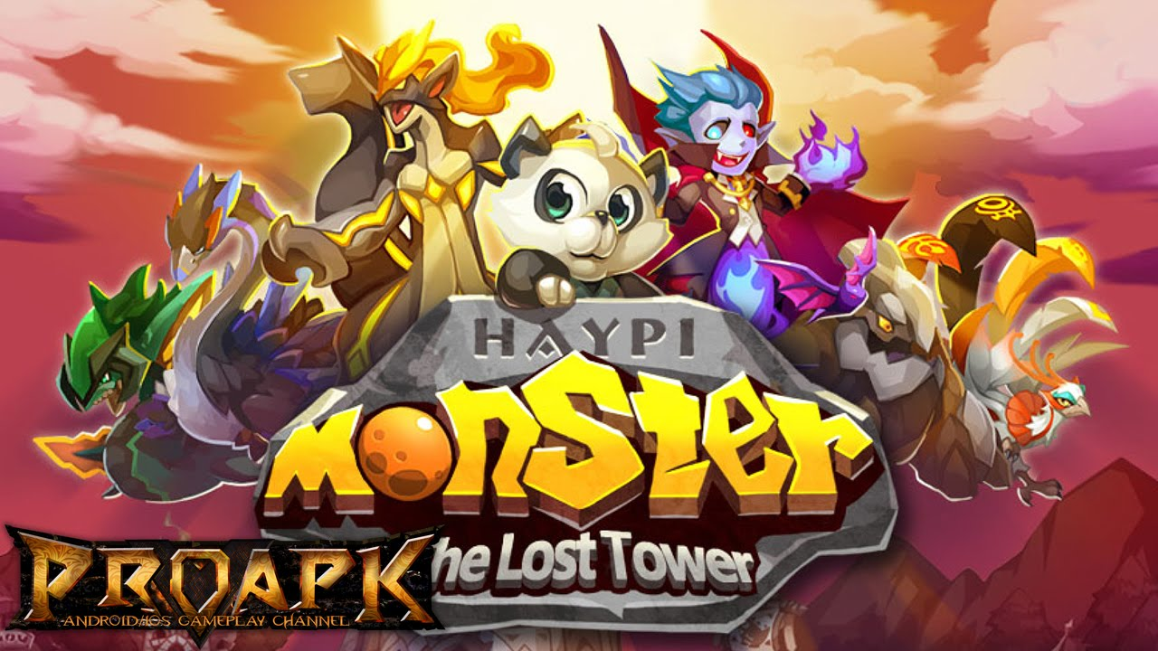 haypi monster the lost tower hack