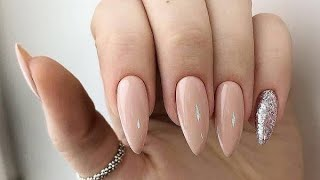 Маникюр 2020 потрясающие идеи дизайна на разную форму ногтей Фото Nail Art