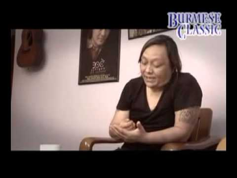 အငဲ ကိုး Official MV အငဲနဲ႔အင္တာဗ်ဴး: credit to www.burmeseclassic.info