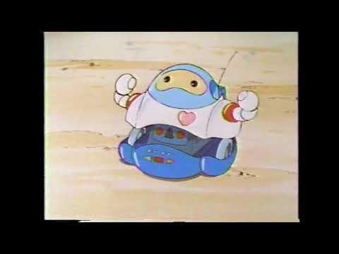 とんがり帽子のメモル 最終回時 次回番組の宣伝 1985年3月3日 録画.