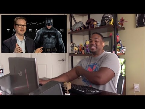 Matt Reeves Clarifies His Statments About The Batman Not Being In The DCEU!!!