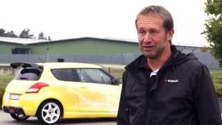 Suzuki und AUTOStraßenverkehr Fahrdynamikmeister 2013
